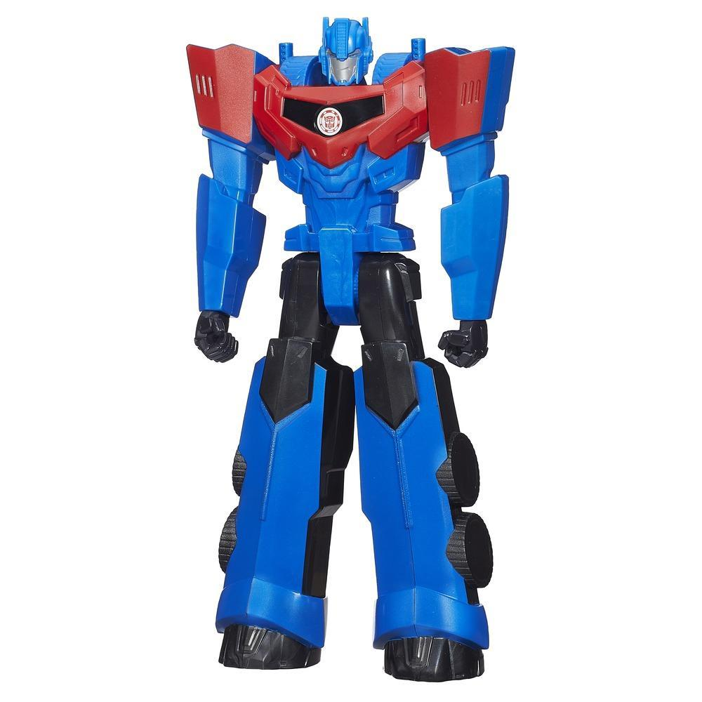 Transformers Robots in Disguise Titan Heroes Optimus Prime 12-Inch Figure