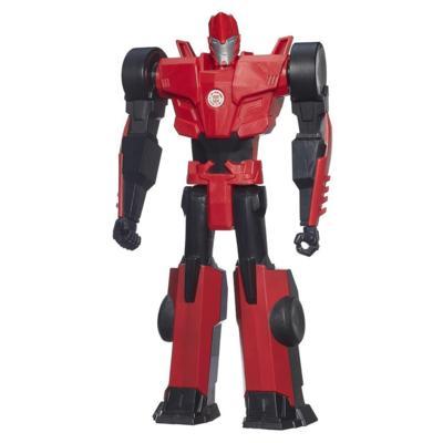 Transformers Robots in Disguise Titan Heroes Sideswipe 12-Inch Figure