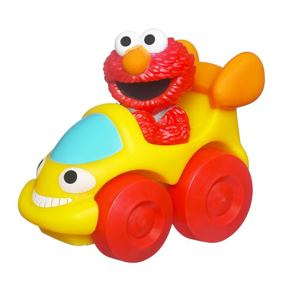 Playskool Sesame Street Wheel Pals Elmo Vehicle