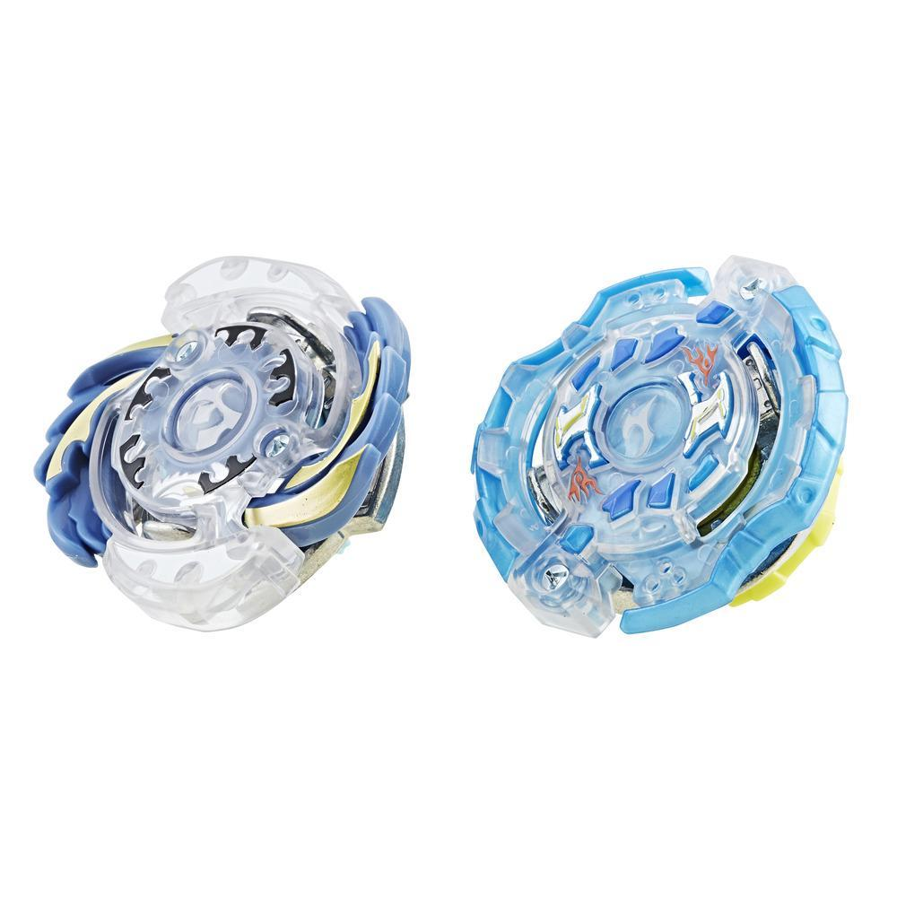Beyblade Burst Dual Pack Jormuntor J2 and Fengriff F2