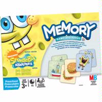 MEMORY SPONGEBOB SQUAREPANTS Edition