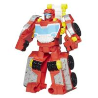 Playskool Heroes Transformers Rescue Bots Elite Rescue Heatwave Figure