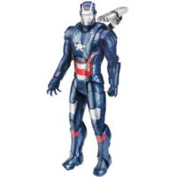 MARVEL IRON MAN 3 TITAN HERO SERIES Avengers Initiative Movie Series IRON PATRIOT