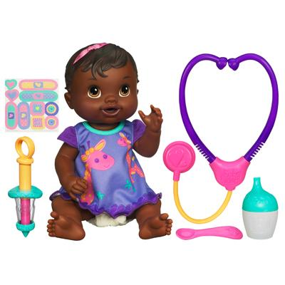 BABY ALIVE BABY ALL BETTER Doll (African American)