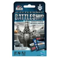 BATTLESHIP HIDDEN THREAT Card Game
