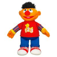 SESAME STREET PLAYSKOOL Talking Plush Assortment (ELMO & ERNIE)