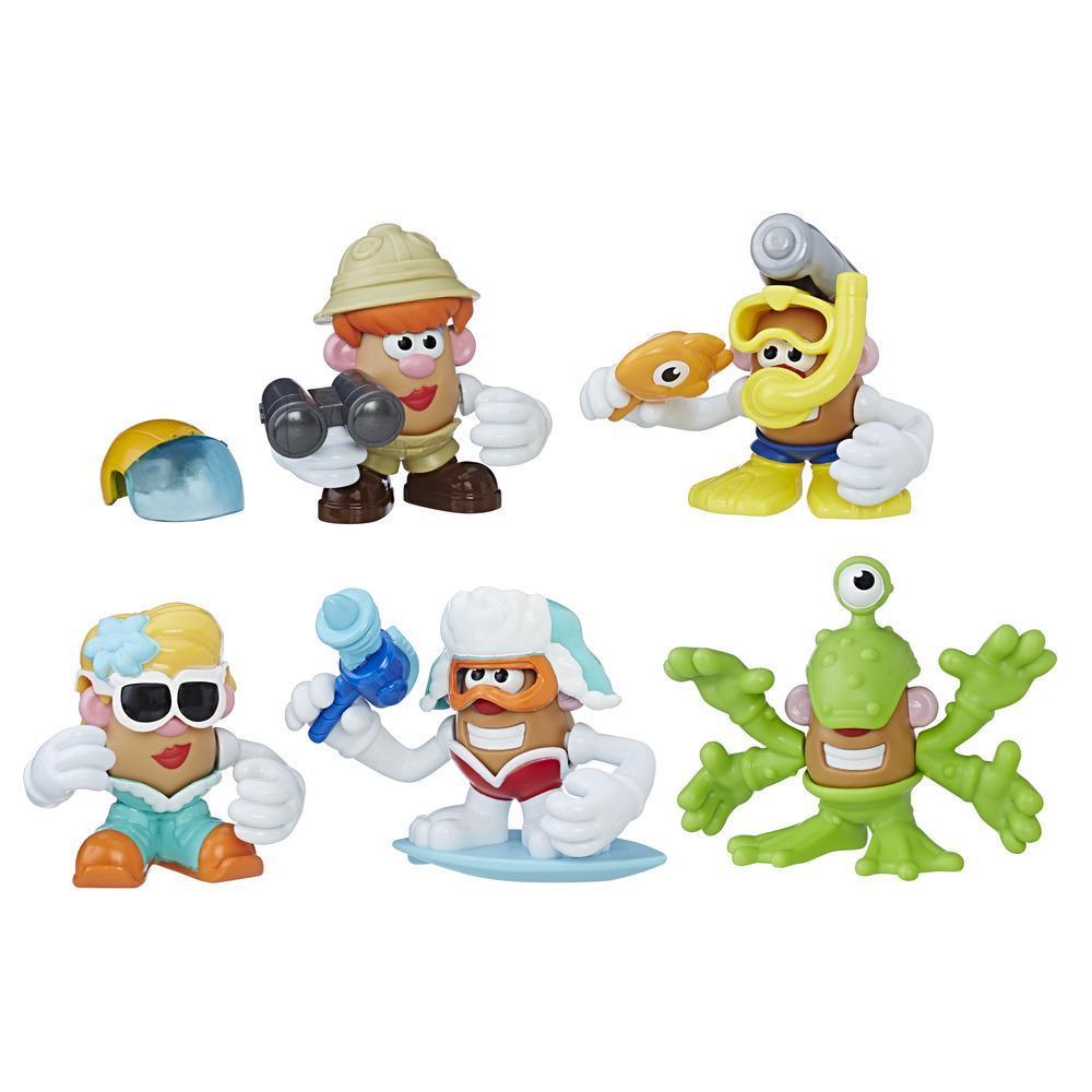 Playskool Friends Mr. Potato Head Mash-Up Adventure Container