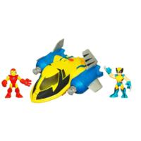 MARVEL SUPER HERO ADVENTURES PLAYSKOOL HEROES Deluxe Vehicle Assortment