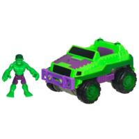 MARVEL SUPER HERO ADVENTURES PLAYSKOOL HEROES Vehicle with Figure Assortment