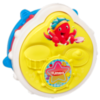 PLAYSKOOL ROCKTIVITY POUND 'N JAM DRUM