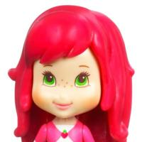 STRAWBERRY SHORTCAKE Molded Hair Mini Doll Assortment