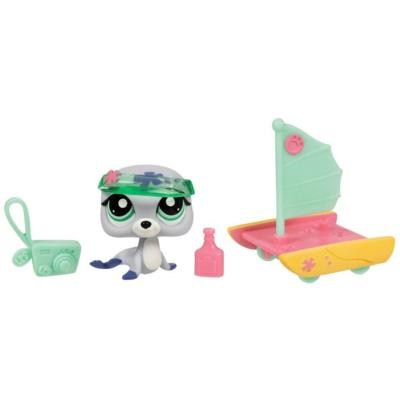 LITTLEST PET SHOP MINIVEICOLO