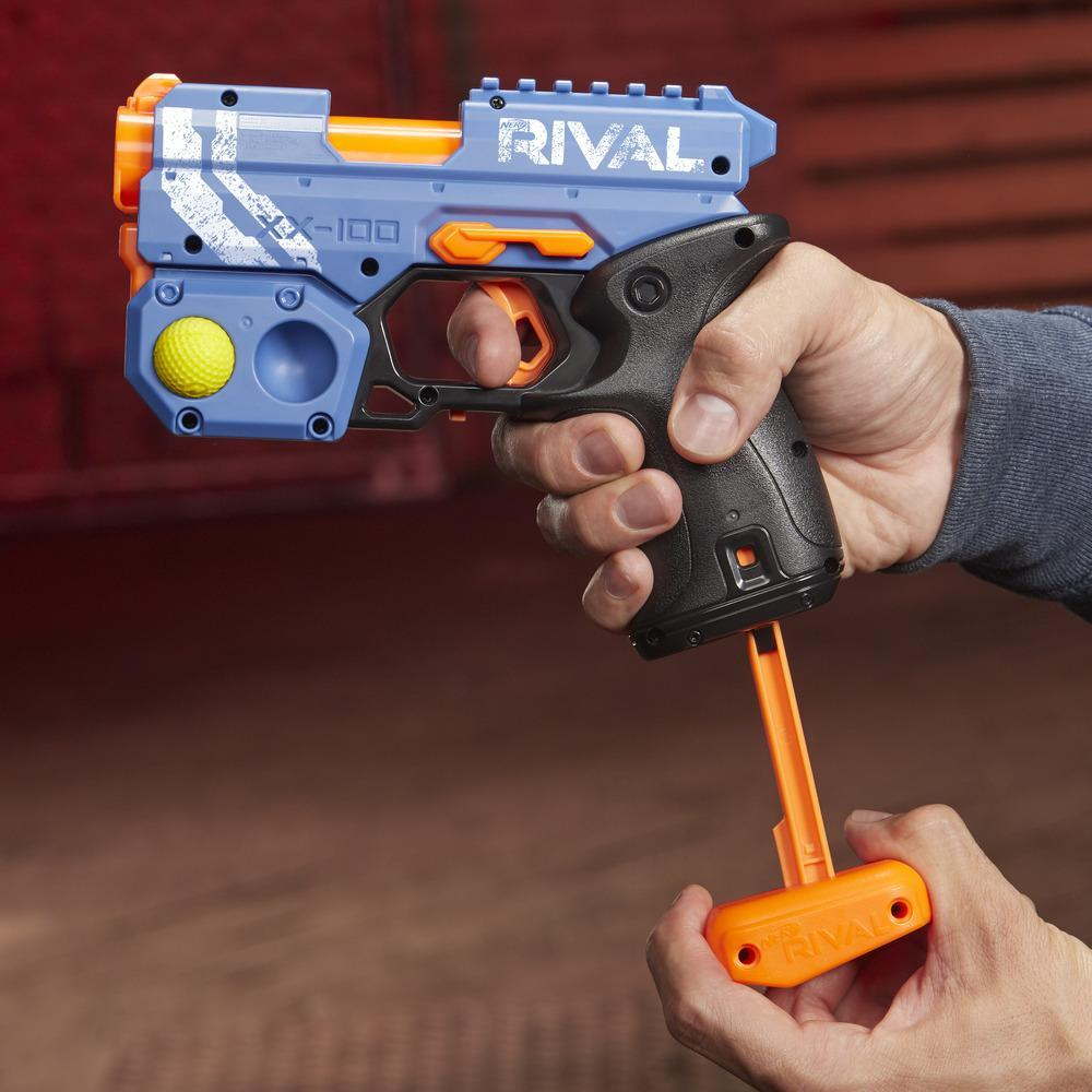 Nerf Rival Clash Pack -- Includes 2 Nerf Rival Blasters and 8 Official Nerf Rival High-Impact Rounds