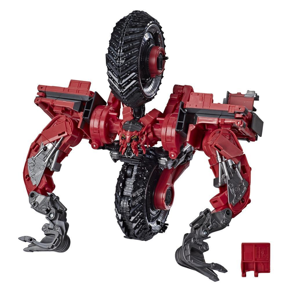 Transformers Toys Studio Series 55 Leader Class Revenge of the Fallen Constructicon Scavenger Action Figure - 8.5-inch