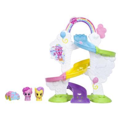 Playskool Friends My Little Pony Pinkie Pie Ride 'n Slide Ramp
