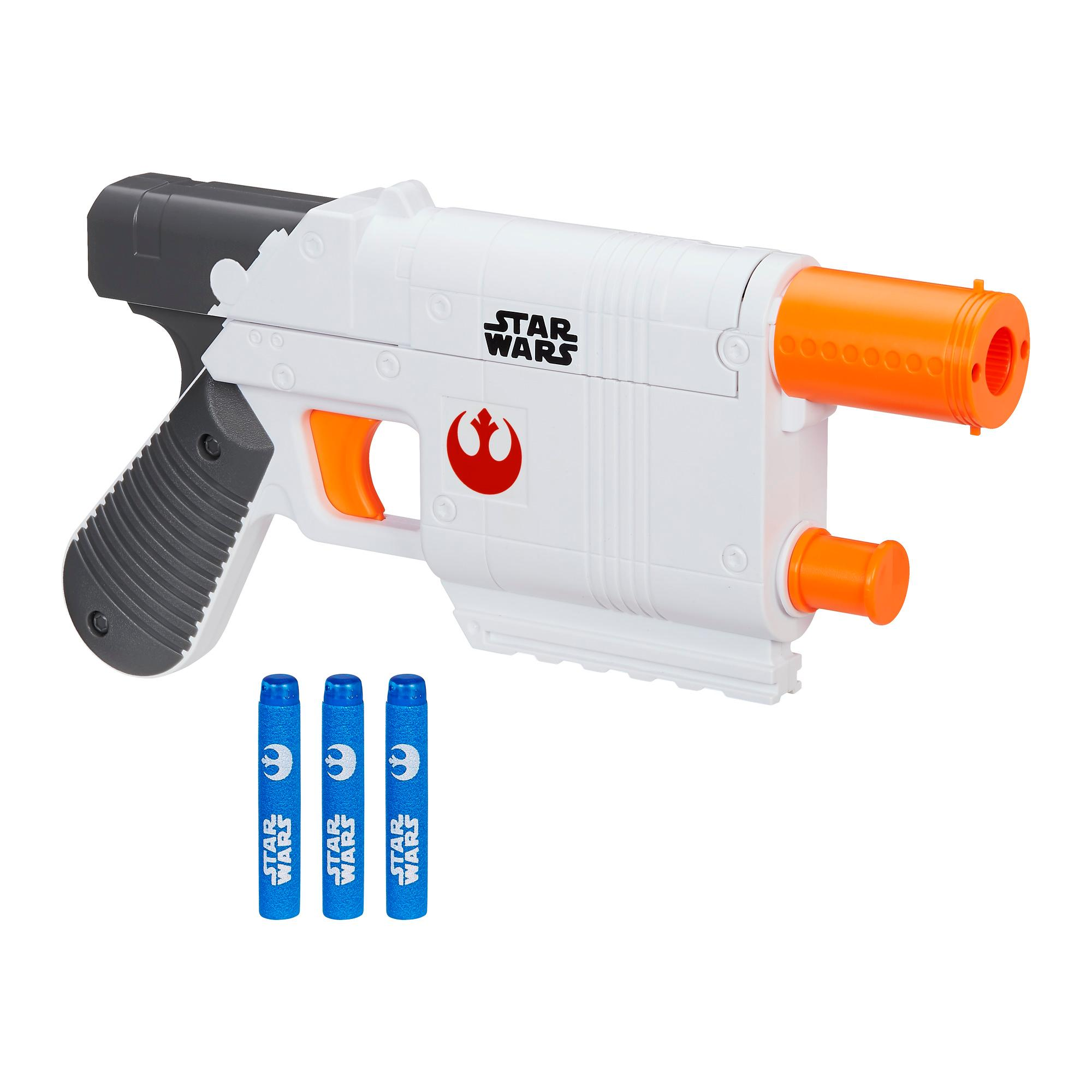 Star Wars Nerf Rey (Island Journey) Blaster