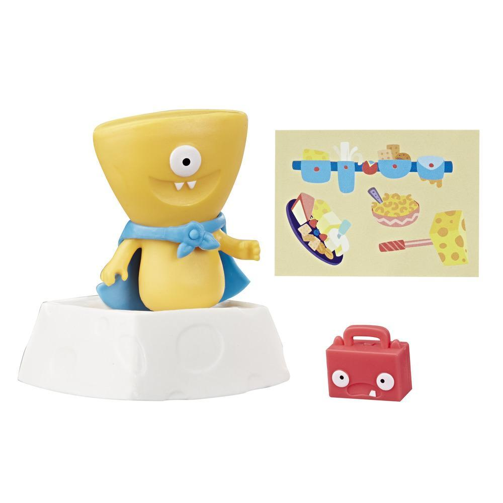 UglyDolls Surprise Disguise Super Wedgehead Toy and Accessories, Inspired by UglyDolls Movie