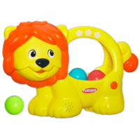 PLAYSKOOL POPPIN' PARK LEARN 'N POP LION
