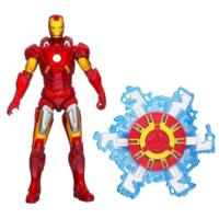 MARVEL THE AVENGERS Movie Series IRON MAN Fusion Armor Mark VII Figure