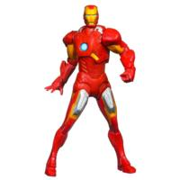 MARVEL THE AVENGERS MIGHTY BATTLERS Repulsor Battling IRON MAN Figure (6 Inches)