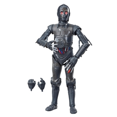 Star Wars The Black Series Star Wars Doctor Aphra Comics 6-Inch-Scale 0-0-0 (Triple Zero) Figure