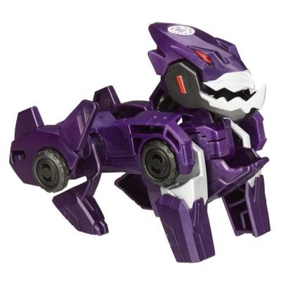 Transformers Robots in Disguise One-Step Warriors Underbite Figure