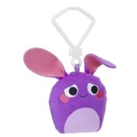 Hanazuki Hemka Clip Plush Lavender/Inspired