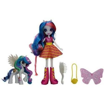 My Little Pony Equestria Girls Celestia Doll and Pony Set