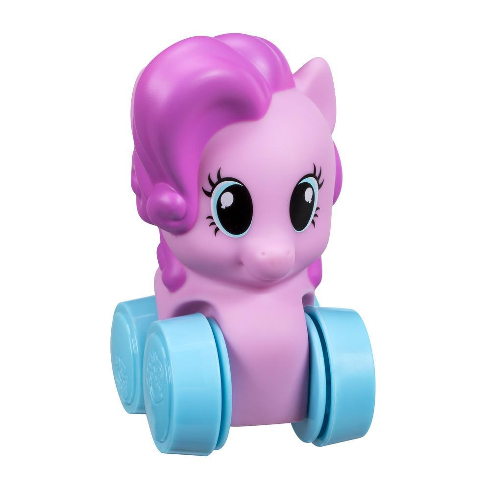 My Little Pony Wheel Pals Pinkie Pie Figure