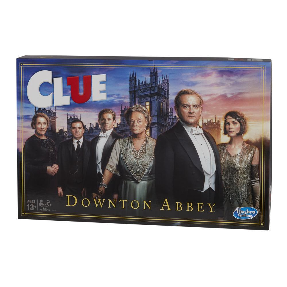 Clue: Downton Abbey Edition Board Game for Kids 13+