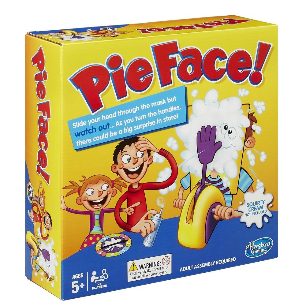 Image result for pie face