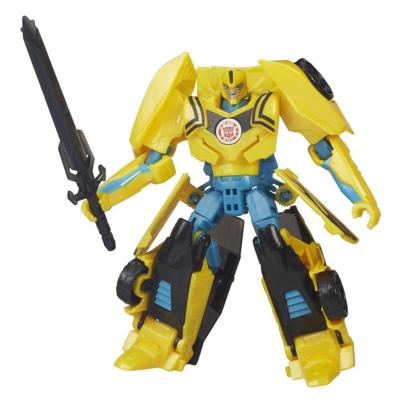 Transformers Robots in Disguise Warrior Class Night Strike Bumblebee Figure