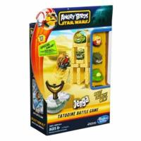 ANGRY BIRDS STAR WARS JENGA TATOOINE Battle Game