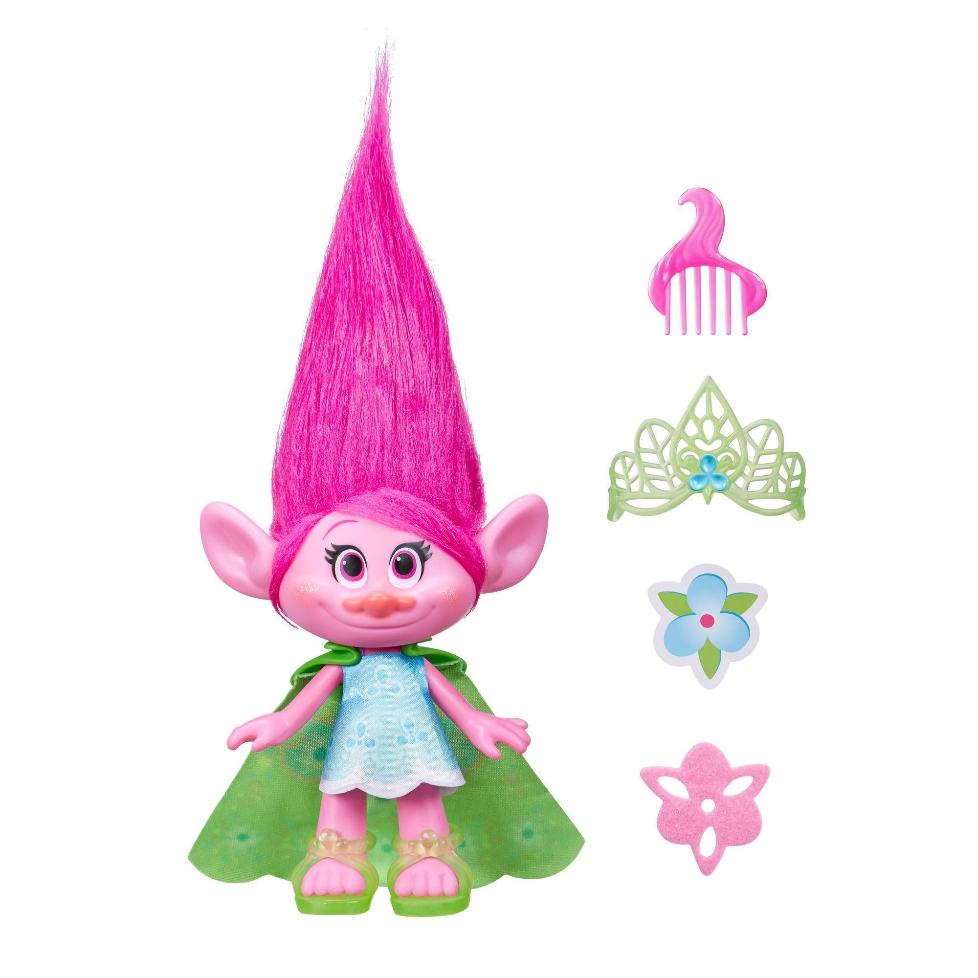 dreamworks trolls poppy 9 inch figure trolls