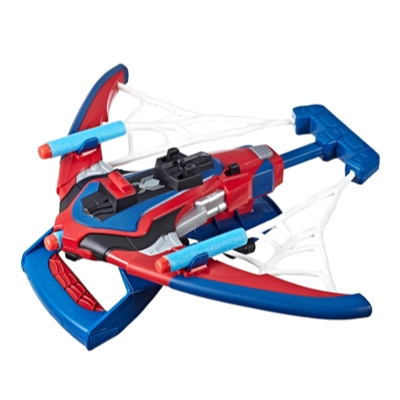 Spider-Man Web Shots Spiderbolt NERF Powered Blaster