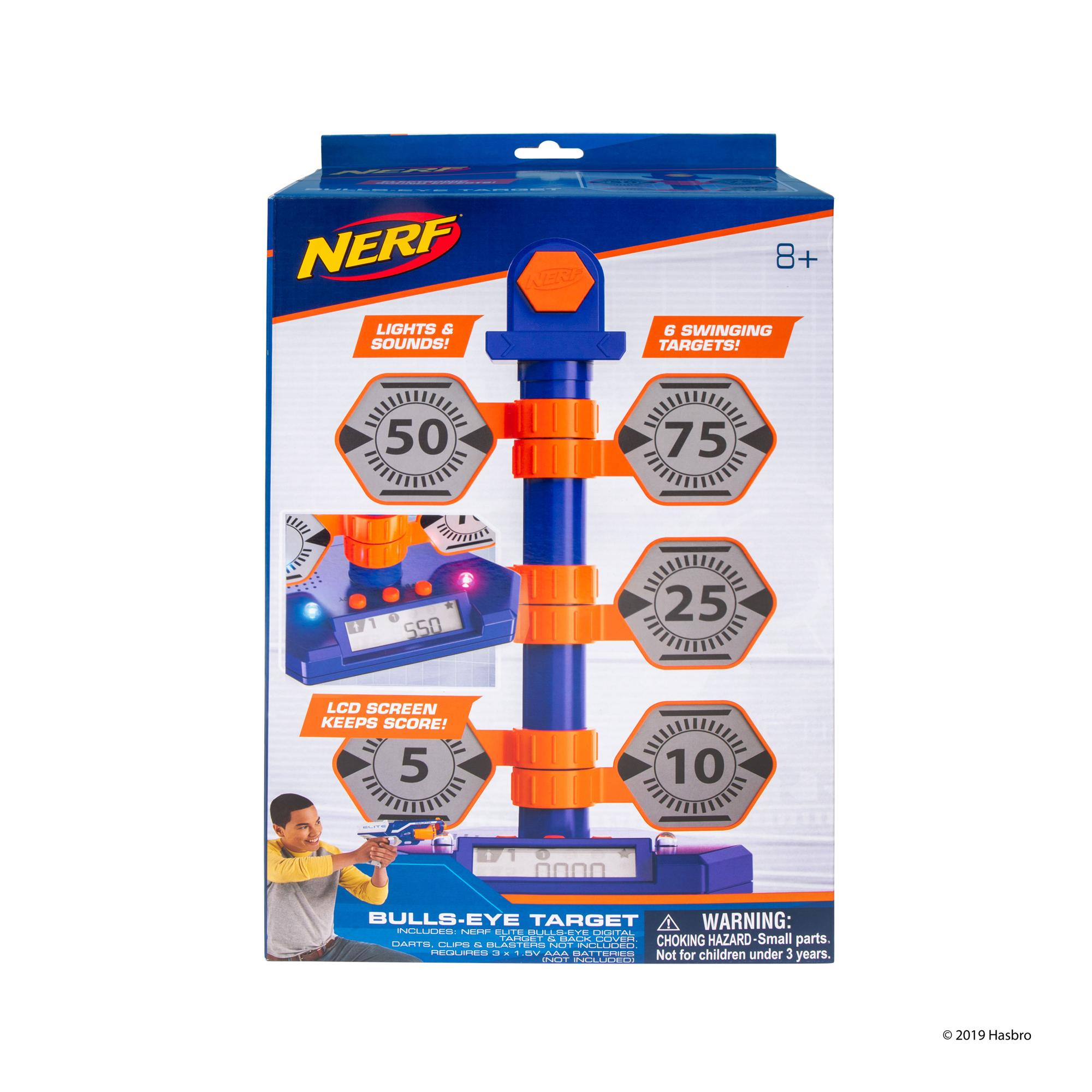 Nerf Bulls-Eye Digital Target
