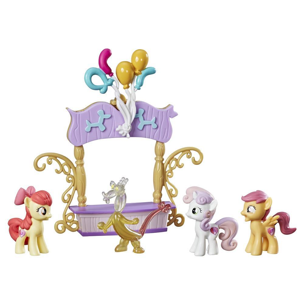 My Little Pony Cutie Mark Crusaders Balloon Booth Set