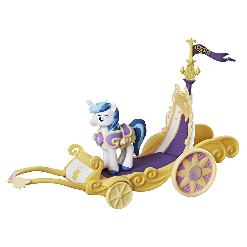 My Little Pony Shining Armor Royal Chariot Set