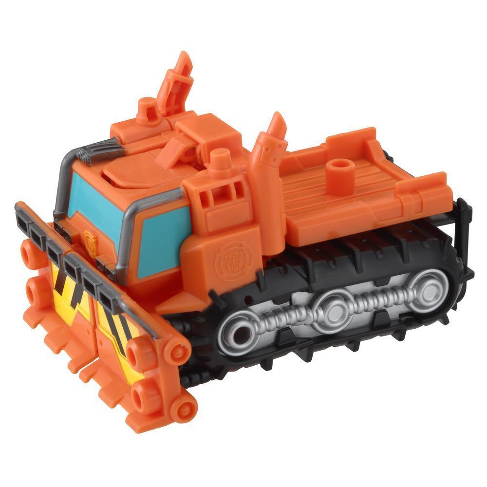 Transformers Rescue Bots WEDGE PLOW RESCAN