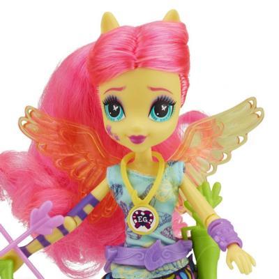 My little pony equestria girl dolls fluttershy - photo#12