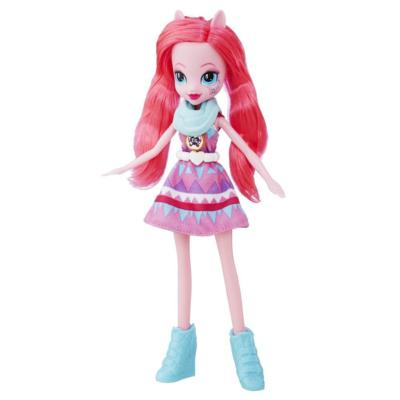 My Little Pony Equestria Girls Legend of Everfree Pinkie Pie Doll