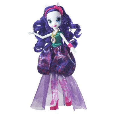 My Little Pony Equestria Girls Legend of Everfree Crystal Gala Rarity