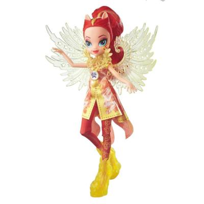 My Little Pony Equestria Girls Crystal Wings Sunset Shimmer