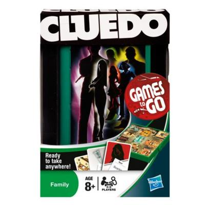 TRAVEL CLUEDO