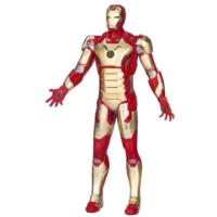 Marvel Iron Man 3 Arc Strike Iron Man Figure