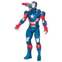Marvel Iron Man 3 Arc Strike Iron Patriot Figure