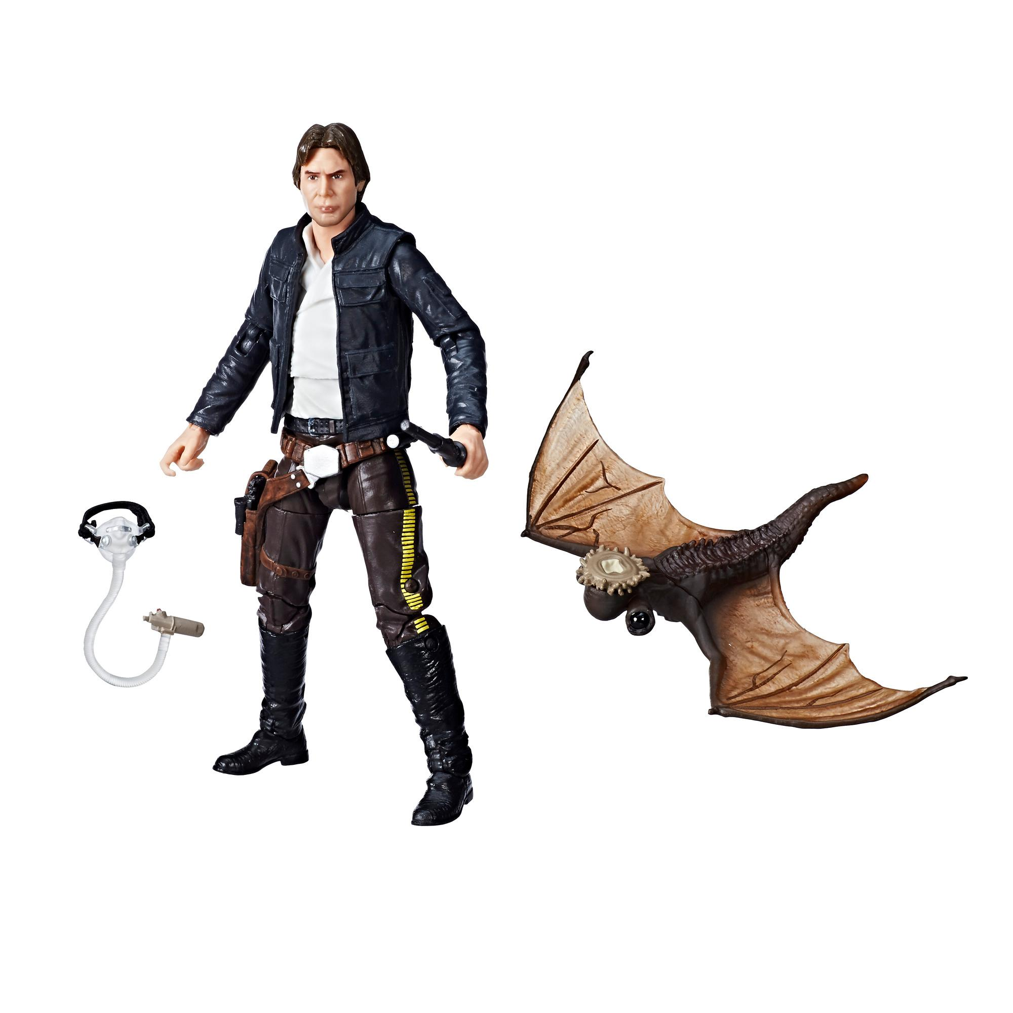 Star Wars The Black Series Han Solo with Mynock Star Wars Celebration Exclusive