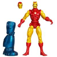 Marvel Iron Man 3 Marvel Legends Classic Iron Man Figure