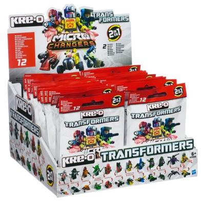 KRE-O TRANSFORMERS Micro-Changers Blind Bag
