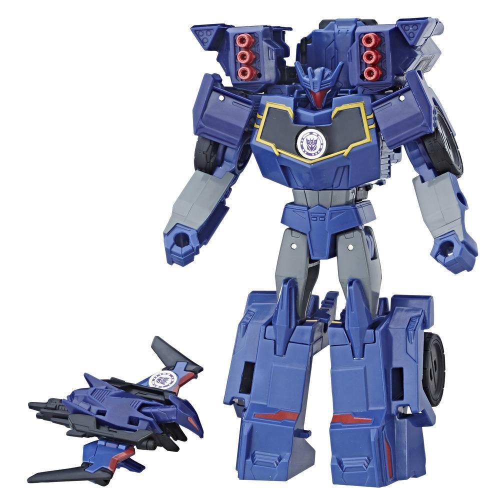 Transformers: RID Combiner Force Activator Combiners Soundwave & Laserbeak